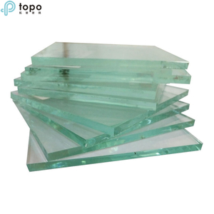 Bâtiment 22mm Float transparent en verre